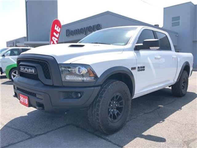 2018 Dodge RAM 1500 Rebel FULLY LOADED in Simcoe, Ontario