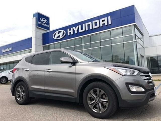 2013 Hyundai Santa Fe Leather   Panoramic Sunroof   AWD - one Owner in Brantford, Ontario