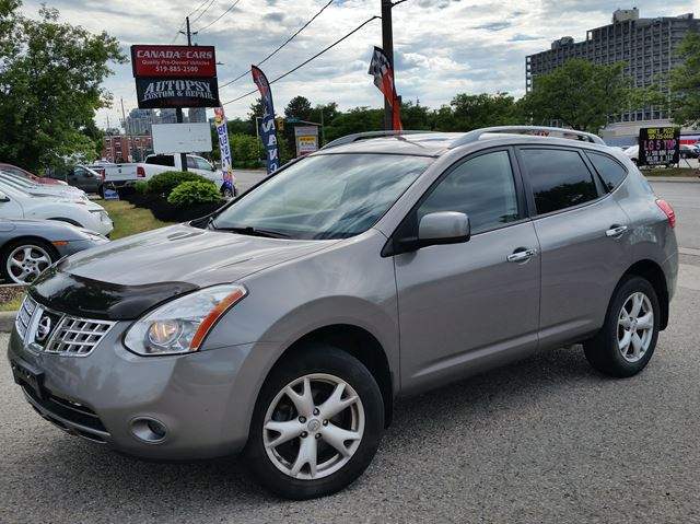 2010 NISSAN ROGUE SL AWD in Waterloo, Ontario