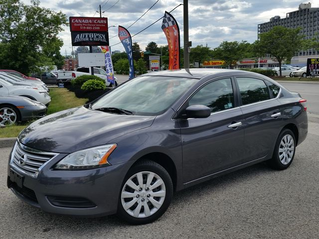 2015 NISSAN SENTRA           in Waterloo, Ontario