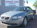 2008 Volvo S40 2 SETS OF TIRES ON RIMS! ONE OWNER! 12 M WRTY+SAFETY! in Ottawa, Ontario