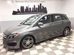 2017 Mercedes-Benz B-Class 4MATIC Sports Tourer in Calgary, Alberta