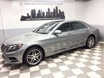 2015 Mercedes-Benz S-Class 4MATIC Sedan (LWB) in Calgary, Alberta