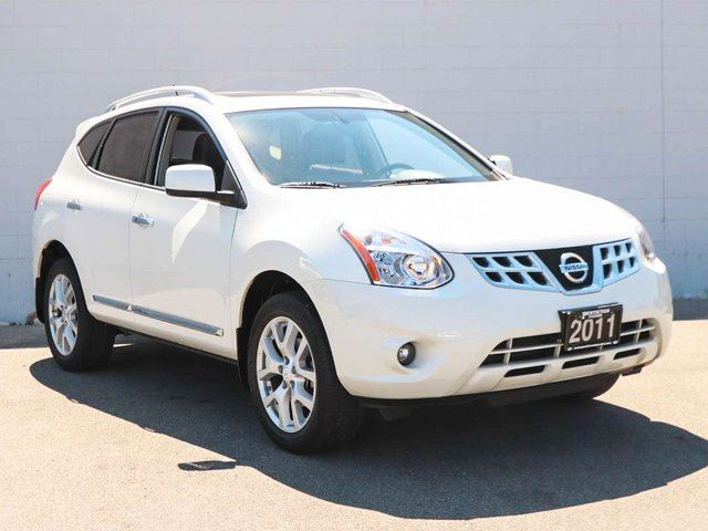 2011 NISSAN ROGUE SL 4dr AWD in Penticton, British Columbia