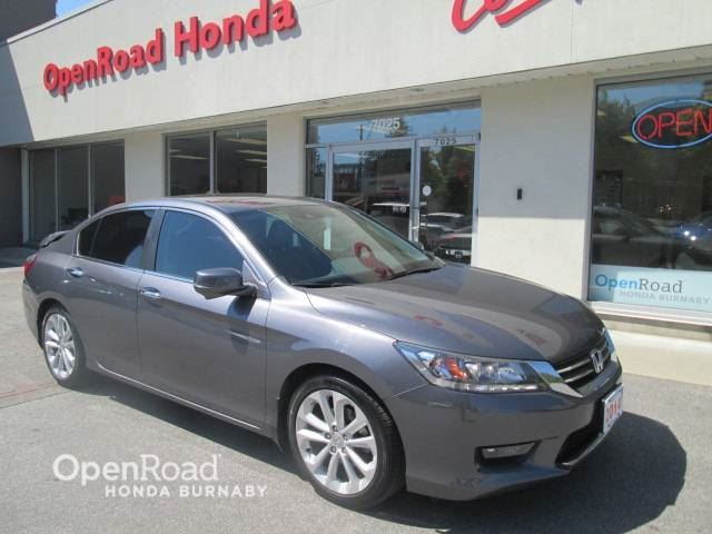 2014 HONDA ACCORD  Touring in Burnaby, British Columbia