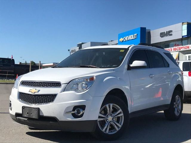 2011 Chevrolet Equinox 1LT 1LT, FOG LAMPS, ONE OWNER, NO ACCIDENTS in Newmarket, Ontario