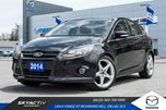 2014 Ford Focus Titanium LEATHER*NAVIGATION*ALLOYS in Richmond Hill, Ontario