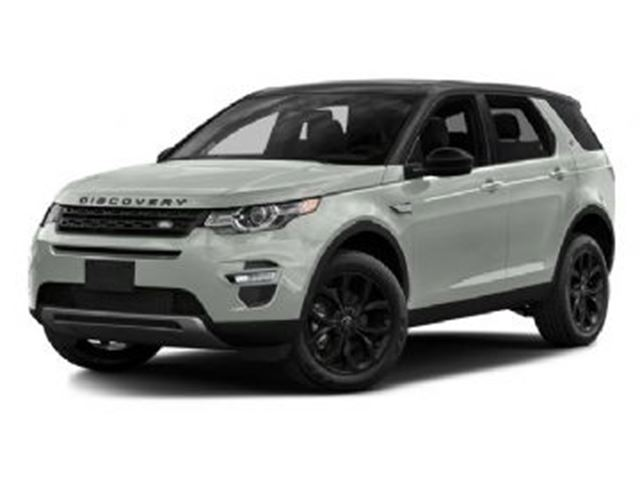2017 LAND ROVER DISCOVERY HSE-AWD in Mississauga, Ontario