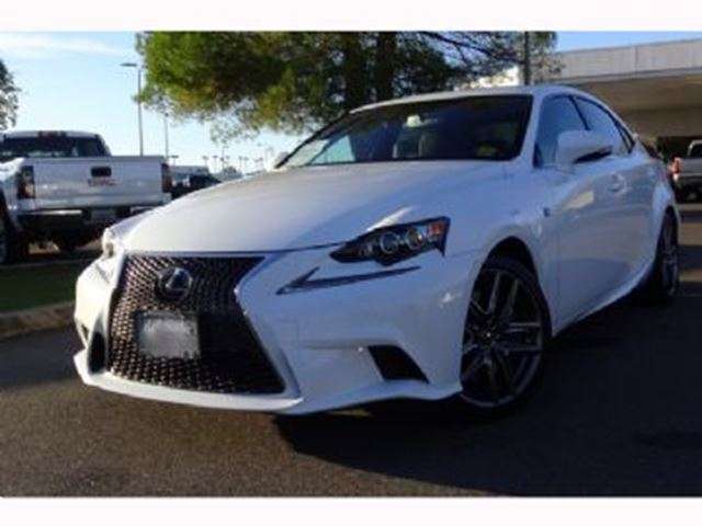 2016 LEXUS IS 350 AWD in Mississauga, Ontario