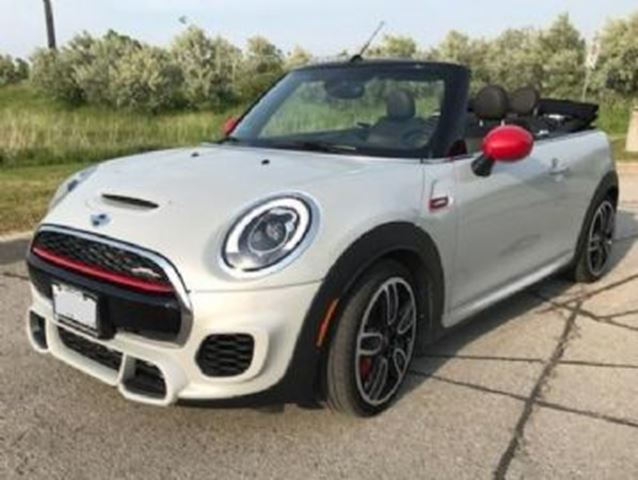 2017 MINI COOPER John Cooper Works ~LOADED~ in Mississauga, Ontario