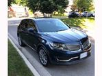 2017 Lincoln MKX Reserve  ~ Just Like New ~ in Mississauga, Ontario