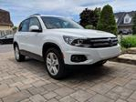 2016 Volkswagen Tiguan Comfortline 2,  4 MOTION (AWD) with Many Extras in Mississauga, Ontario