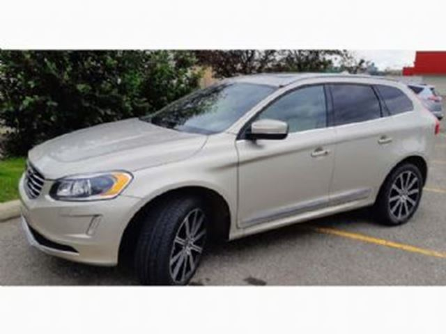 2017 VOLVO XC60 AWD T6  Premier Edition /Tech Package and Mor in Mississauga, Ontario