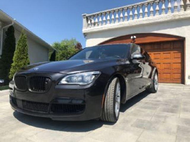 2014 BMW 7 Series 750i XDrive M Sport Pack In Mississauga Ontario 1more Photos