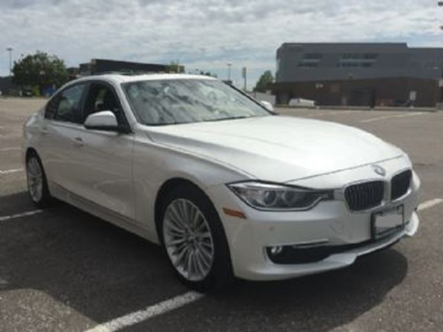 2015 BMW 3 SERIES 328d xDrive DIESEL ~LOADED~ in Mississauga, Ontario