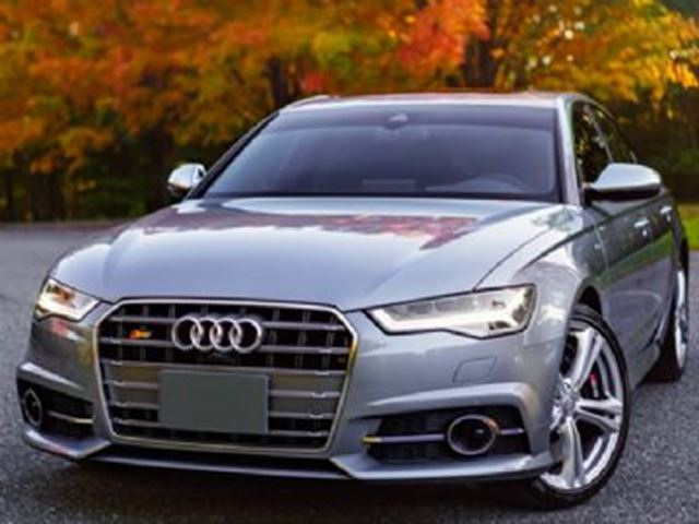 2018 AUDI A6 S-line competition Package with Driver Assistance in Mississauga, Ontario