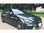 2016 Mercedes-Benz C-Class 4dr Sdn C 450 AMG 4MATIC Premium /Intelligent Drive Package in Mississauga, Ontario
