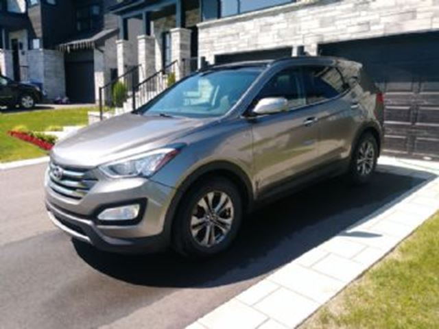 2014 HYUNDAI SANTA FE Luxury in Mississauga, Ontario