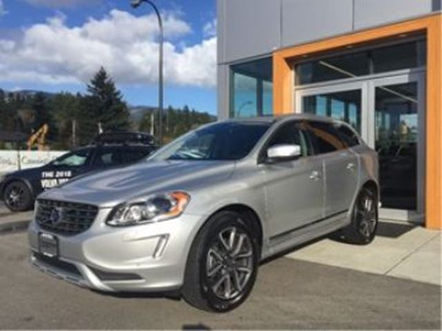 2016 VOLVO XC60 Special Edition T5 AWD, Maintenance Plan and Volvo on call in Mississauga, Ontario