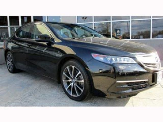 2015 ACURA TLX P-AWS tech package DCT 8 speed in Mississauga, Ontario