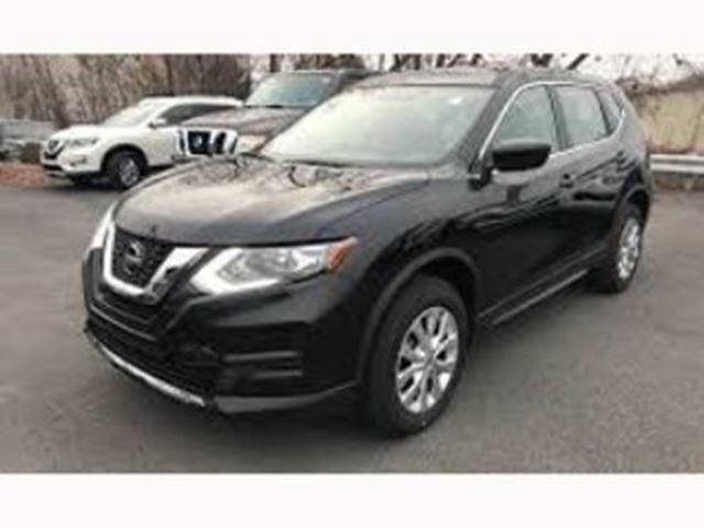 2017 Nissan Rogue S Awd 2 5l 4cyl Dealer Demo Black Lease Busters