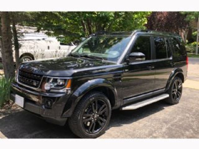 2016 LAND ROVER LR4 4WD  in Mississauga, Ontario