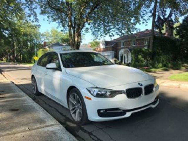 2015 BMW 3 SERIES 320i xDrive AWD Sportline in Mississauga, Ontario