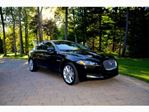 2015 Jaguar XF 3.0 Supercharged AWD, Cold Weather + Voice & Sirius, Navi in Mississauga, Ontario