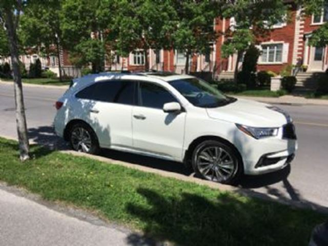 2017 ACURA MDX Elite, 3.5L V6 AWD, 7 Passenger, Excess Wear Protection in Mississauga, Ontario