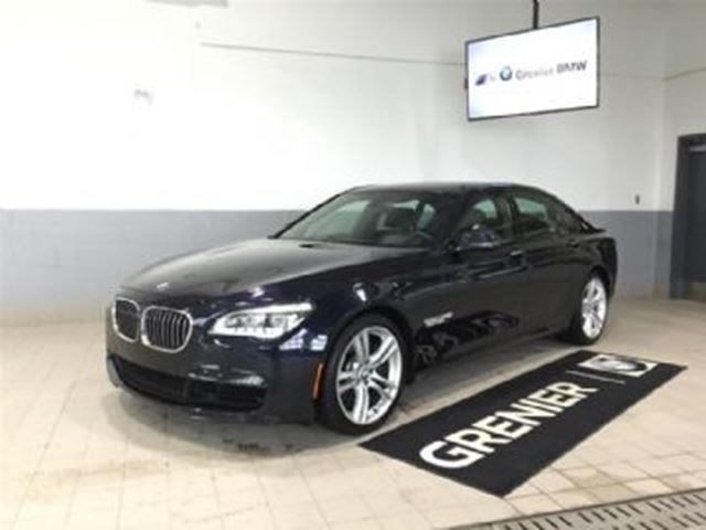 2014 BMW 7 SERIES 750i xDrive M Sport in Mississauga, Ontario