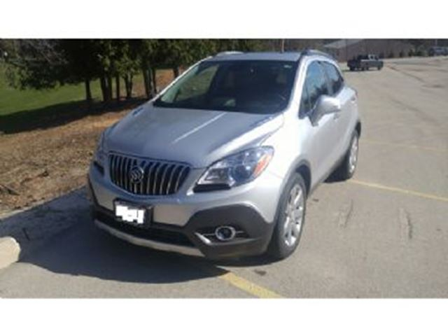 2015 BUICK ENCORE FWD 4dr Leather in Mississauga, Ontario
