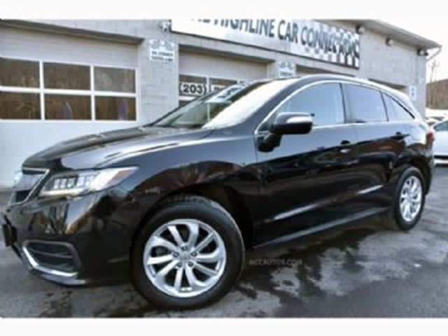 2016 ACURA RDX Tech package AWD in Mississauga, Ontario