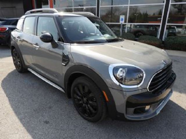 2018 MINI COOPER Countryman Countryman All4 very loaded in Mississauga, Ontario