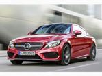 2017 Mercedes-Benz C-Class 300 4MATIC Coupe, All Options, Prepaid Service, Wear Protect in Mississauga, Ontario