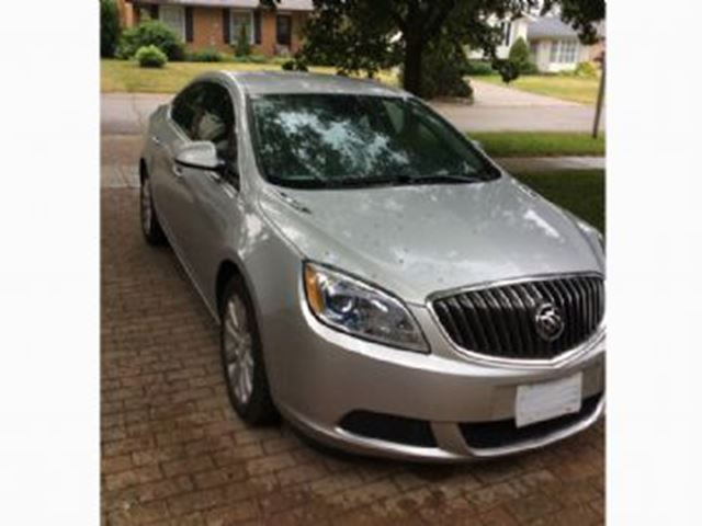 2016 BUICK VERANO FWD 4dr ~Low Pmt/Low K's/Short Term ~ in Mississauga, Ontario
