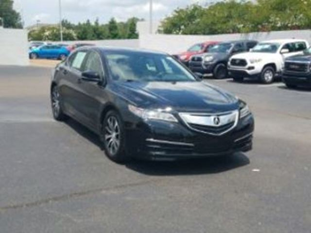2016 ACURA TLX TECH GPS LEASE GUARD in Mississauga, Ontario