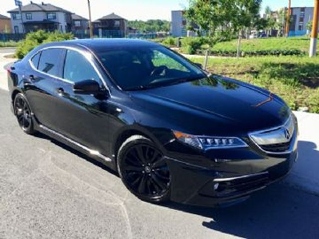 2017 ACURA TLX SH-AWD ELITE A-Spec, Xtra Mags, Full Protect, FREE Service in Mississauga, Ontario