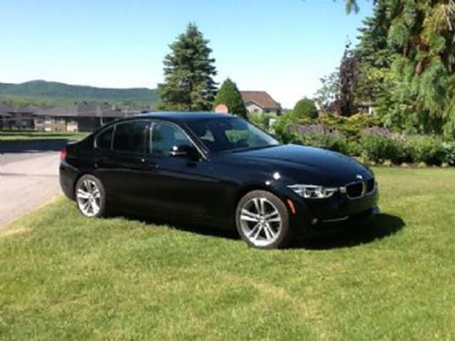 2017 BMW 3 SERIES 320I-XDRIVE in Mississauga, Ontario