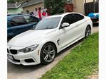 2014 BMW 4 Series 2dr Cpe 435i xDrive AWD in Mississauga, Ontario