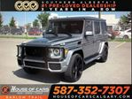 2013 Mercedes-Benz G-Class G 63 AMG / Back Up Camera / Sunroof / Navi in Calgary, Alberta