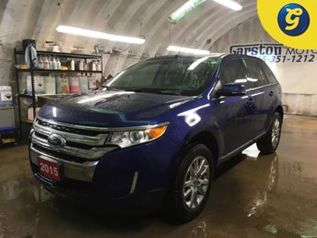 2014 FORD EDGE LIMITED*AWD*3.5L*NAVIGATION*LEATHER*POWER PANORAMI in Cambridge, Ontario