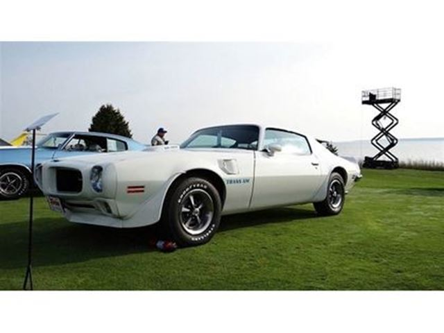 1973 PONTIAC FIREBIRD - in Waterloo, Ontario