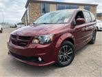 2017 Dodge Grand Caravan GT LEATHER NAVIGATION ENTERTAINMENT SYSTEM in St Catharines, Ontario