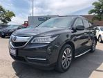 2015 Acura MDX Tech at Tech Package, Navigation, Dealer Serviced! in Brampton, Ontario