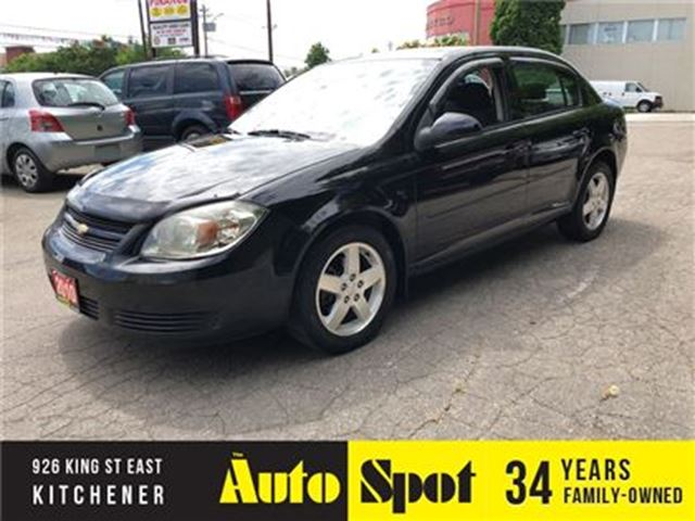 2010 CHEVROLET COBALT LT/LOW, LOW KMS/MINT CAR/PRICED-QUICK SALE! in Kitchener, Ontario