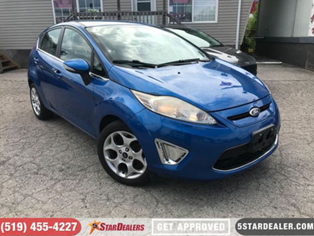 2011 FORD FIESTA SES   CAR LOANS GET APPROVED HERE in London, Ontario