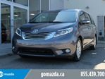 2015 Toyota Sienna LIMITED AWD FULL MEAL DEAL DVD BRAND NEW TIRES in Edmonton, Alberta