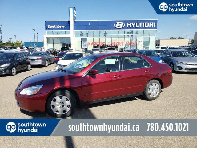 2004 HONDA Accord LXV6 in Edmonton, Alberta