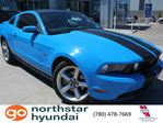 2010 Ford Mustang GT MANUAL/LEATHER/GLASSROOF in Edmonton, Alberta