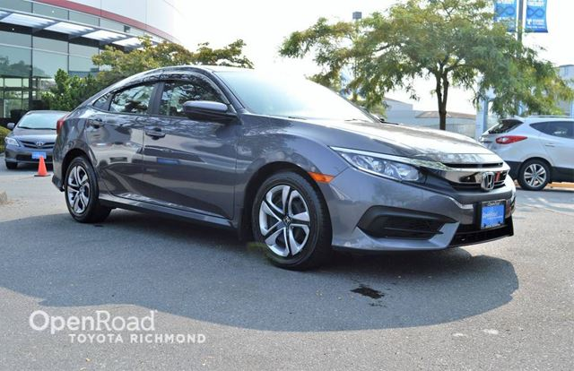 2017 HONDA Civic LX in Richmond, British Columbia